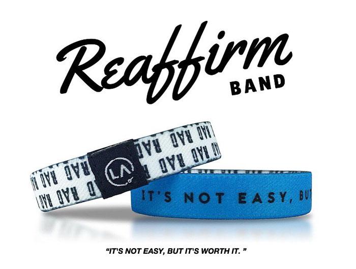 New REFOCUS Bands from La Clé - Reaffirm