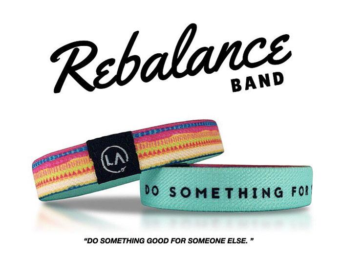 New REFOCUS Bands from La Clé - Rebalance