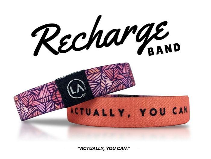 New REFOCUS Bands from La Clé - Recharge