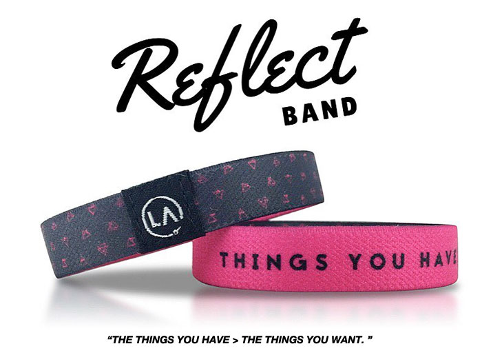 New REFOCUS Bands from La Clé - Reflect