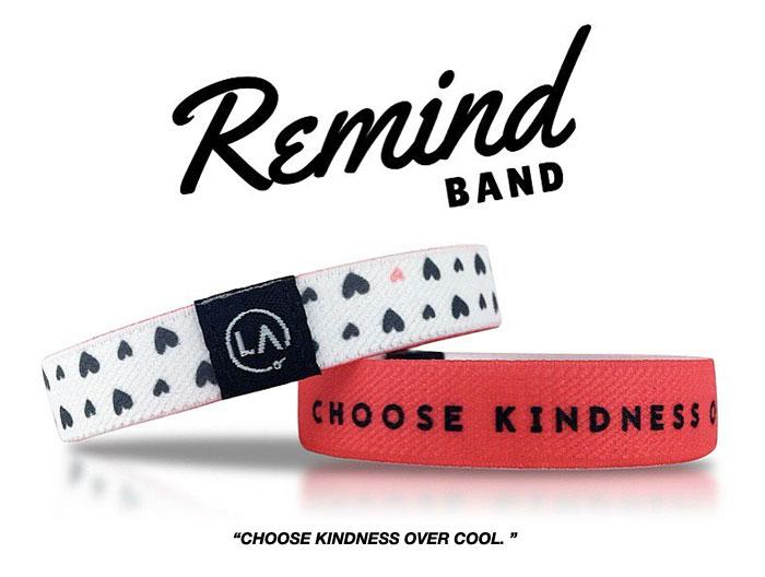 New REFOCUS Bands from La Clé - Remind