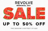The Revolve Memorial Day Sale is On