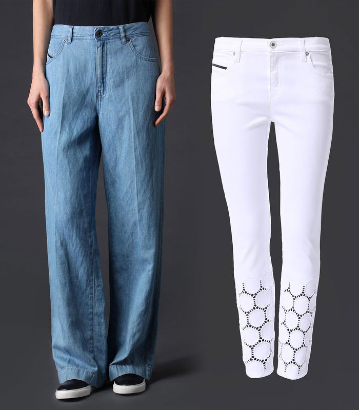 New Summer Releases from Diesel - Black Gold - Jeans