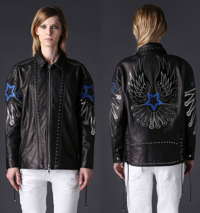 New Summer Releases from Diesel - Black Gold Jacket