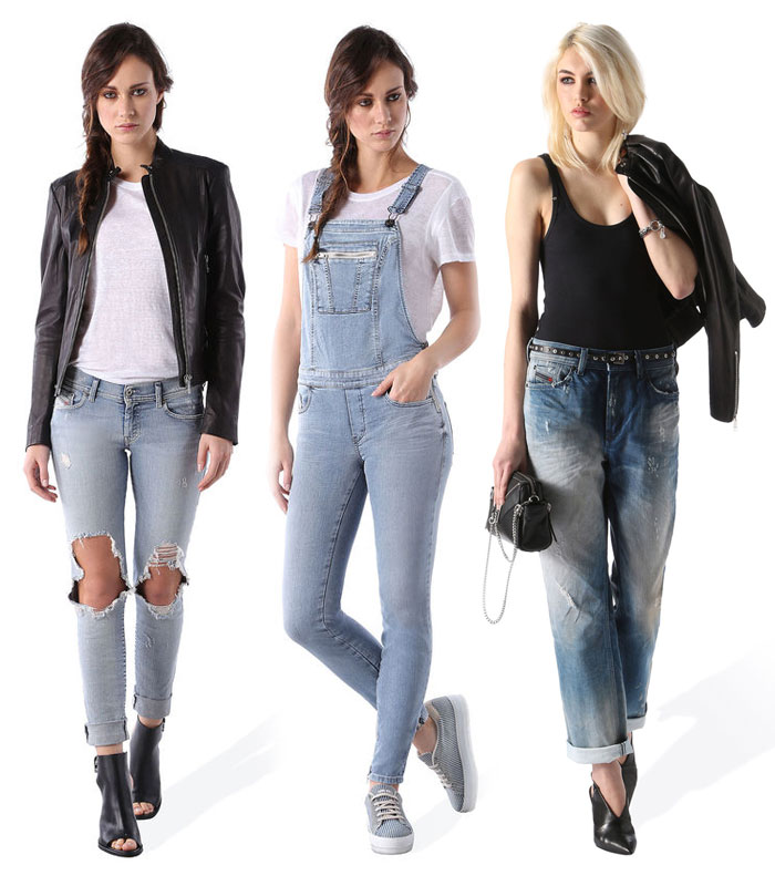 New Summer Releases from Diesel - Jeans