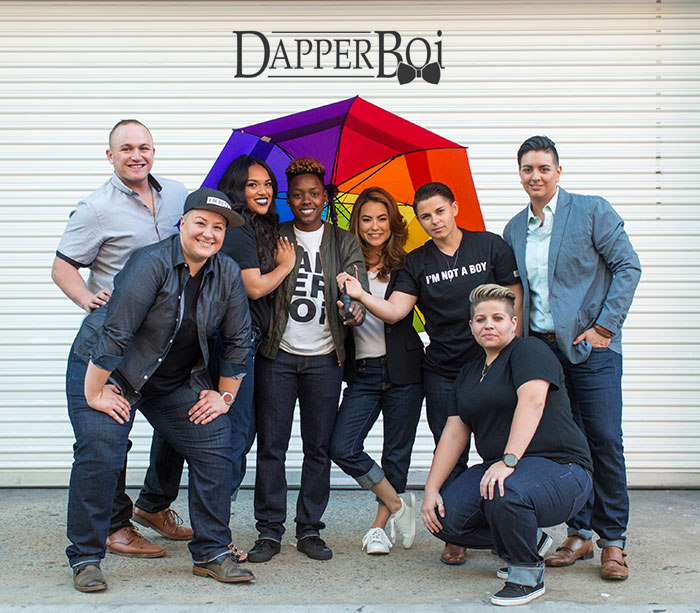 Androgenous Denim by Dapper Boi Crowdsourcing