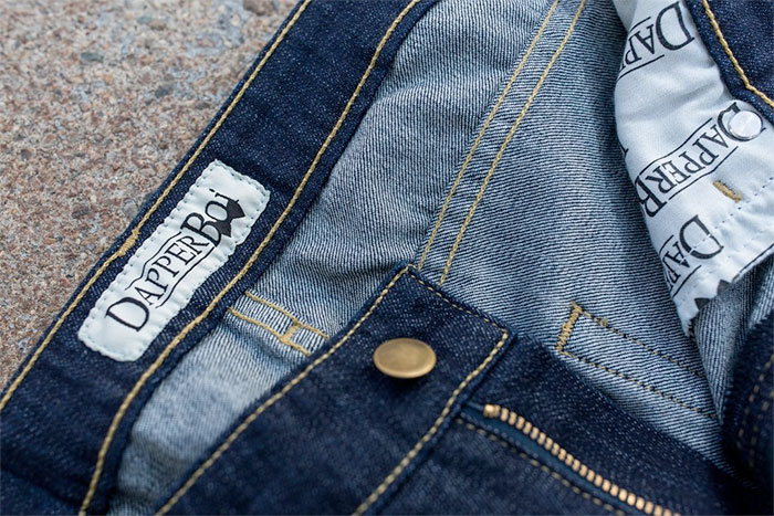 Androgenous Denim by Dapper Boi Crowdsourcing - Inside Jeans