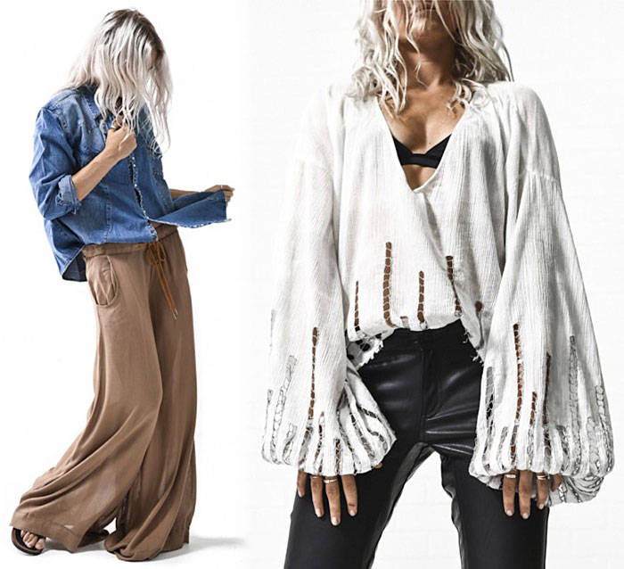 New Festival Inspired Pieces from One Teaspoon