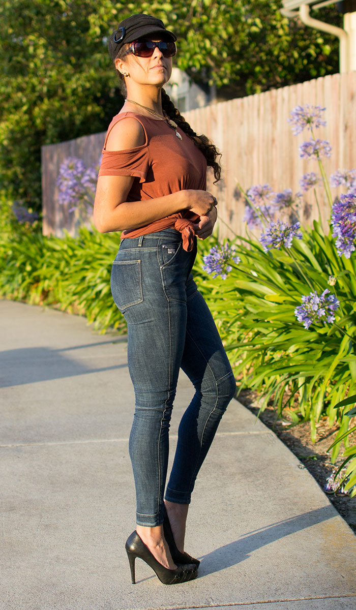 Summer Days with AEO and G-Star RAW - Side View 2