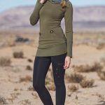 The Fall 2016 Collection from Nomad's Hemp Wear - Alive Tunic and Freedom Leggings