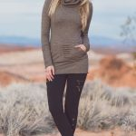 The Fall 2016 Collection from Nomad's Hemp Wear - Ashram Tunic and Axiom Leggings