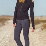 The Fall 2016 Collection from Nomad's Hemp Wear - Molecule Hoodie and Escape Leggings