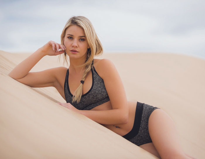 The Fall 2016 Collection from Nomad's Hemp Wear - Intimates