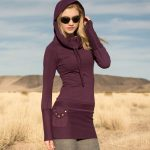 The Fall 2016 Collection from Nomad's Hemp Wear - Ritual Tunic