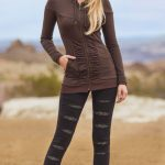 The Fall 2016 Collection from Nomad's Hemp Wear - Transcend Tunic and Cortex Leggings