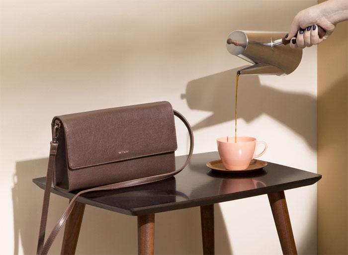 Vegan Handbags and Footwear from Matt & Nat - Drew Crossbody