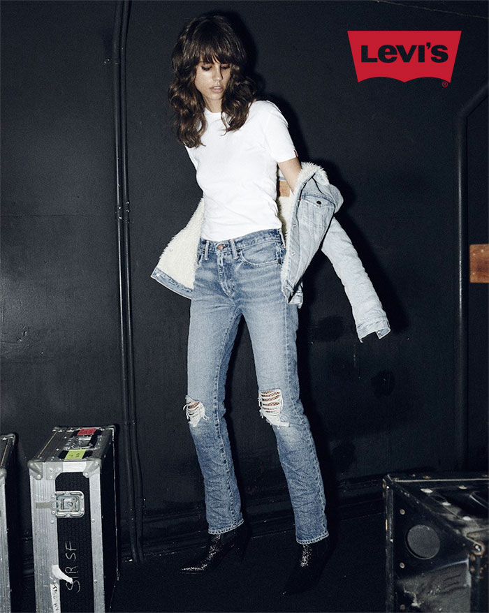 The Iconic Levi's 505c '70s Rock Jean - in Joey