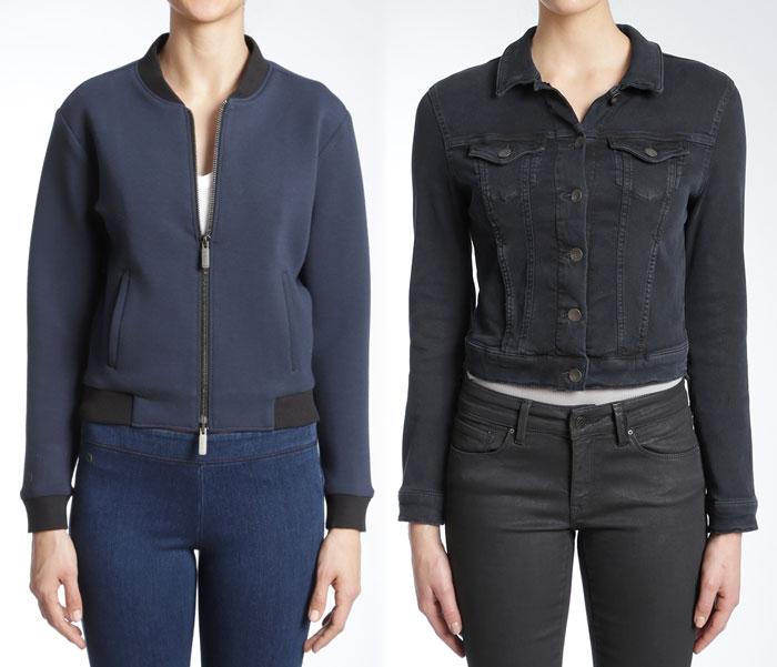 Elsa Hosk x Mavi for Indigo Move - Jackets