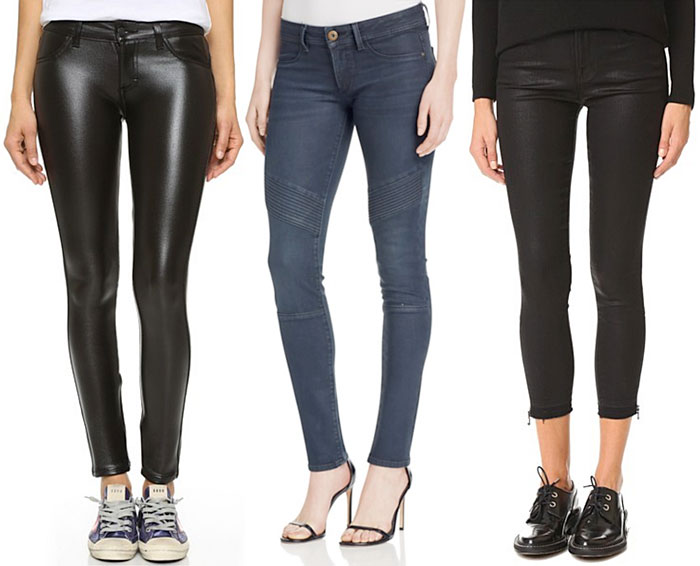 Coated Denim for Fall and Winter - Jeans 4
