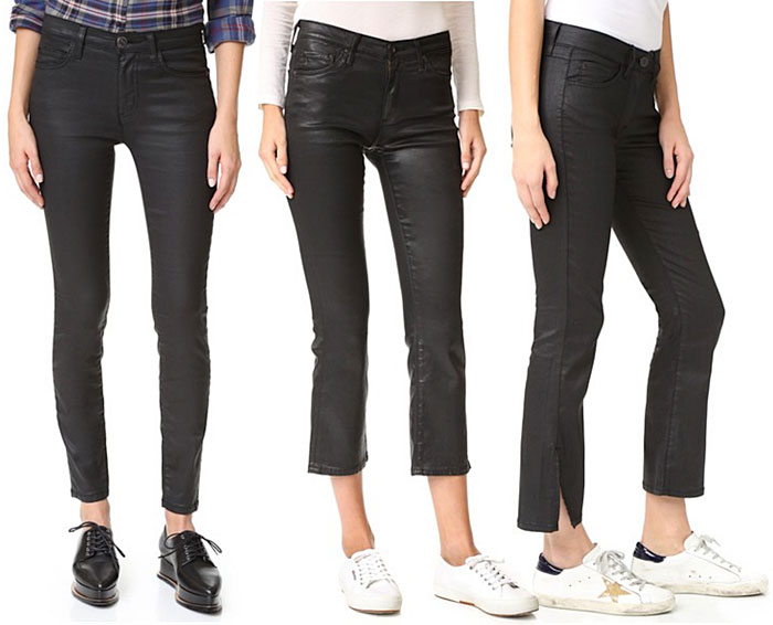 Coated Denim for Fall and Winter - Jeans 5