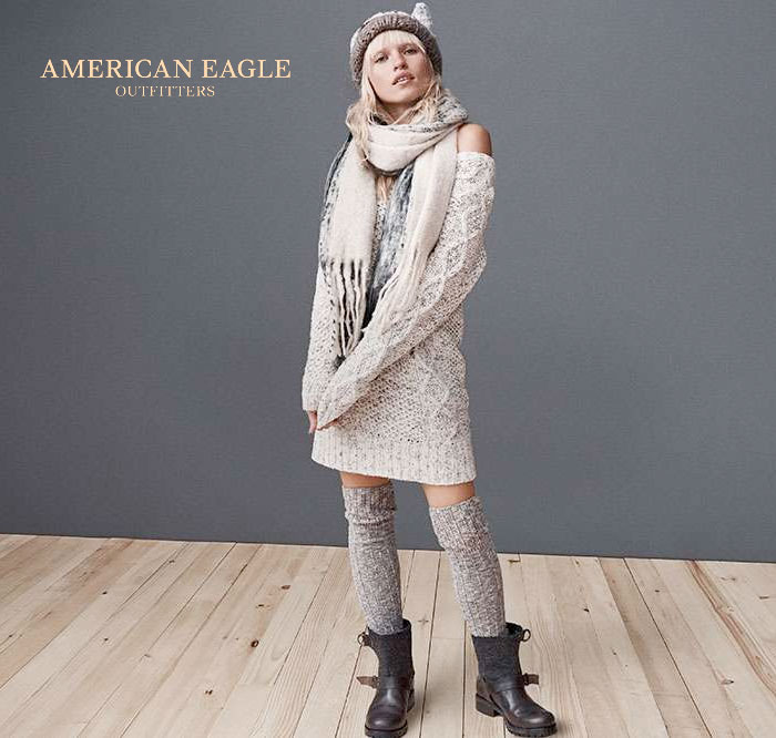 Step Up Your Sweater Game with AEO