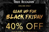 My Current Favorite Black Friday Sales - True Religion