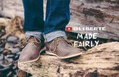 Fair Trade Leather Footwear by Oliberté