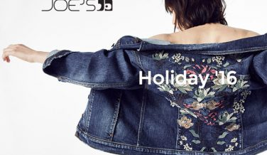The JOE'S Jeans Holiday Gift Guide