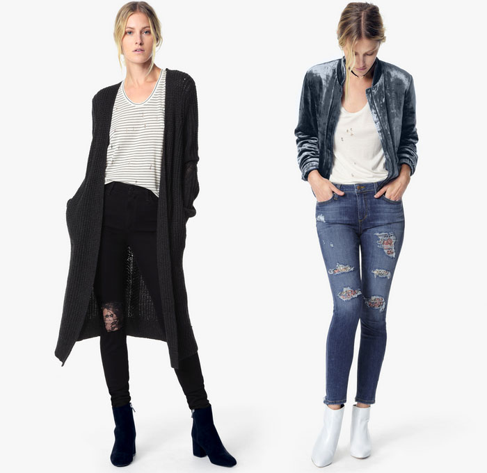 The JOE'S Jeans Holiday Gift Guide - Charlotte and Icon