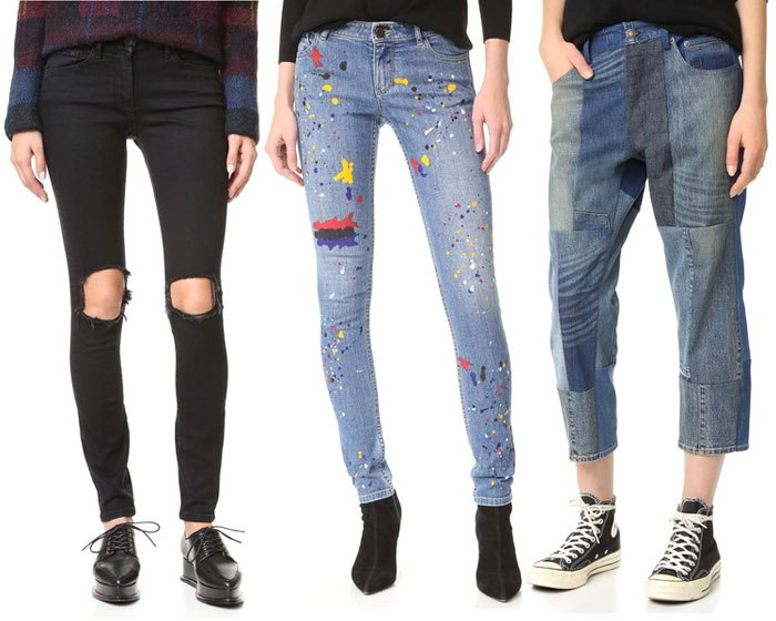 Playful Jeans to Party In from Shopbop - Jeans 2