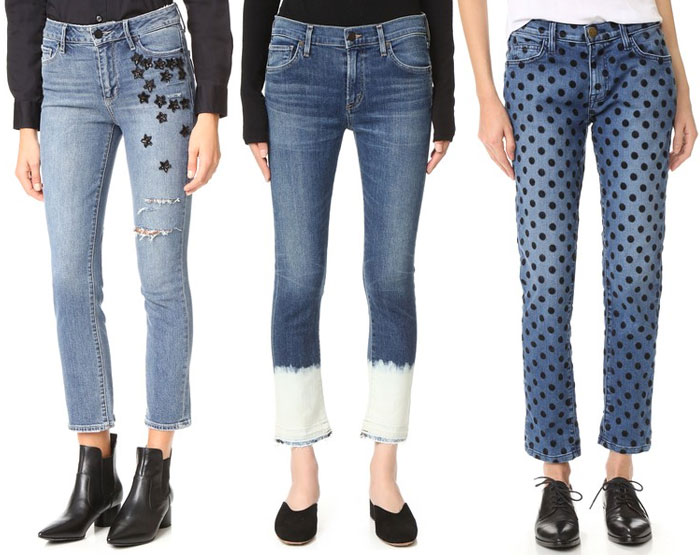 Playful Jeans to Party In from Shopbop - Jeans 3