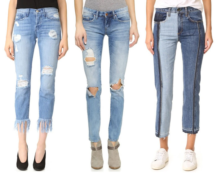 Playful Jeans to Party In from Shopbop - Jeans 4