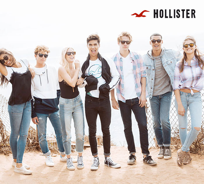 Hollister Releases New Performance Denim Line with INVISTA