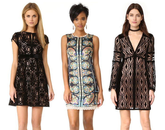 Empowering Women and Local Artisans with Nanette Lepore - Short Dresses
