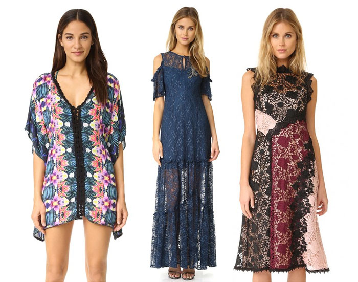 Empowering Women and Local Artisans with Nanette Lepore - Coverup and Dresses