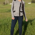 Mavi Adriana Indigo Move Super Skinny in Deep Bi-Str Review - Front View