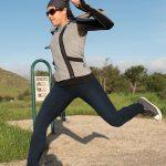 Mavi Adriana Indigo Move Super Skinny in Deep Bi-Str Review - Leaping Left