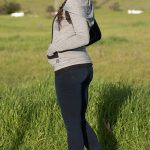 Mavi Adriana Indigo Move Super Skinny in Deep Bi-Str Review - Back Angle View