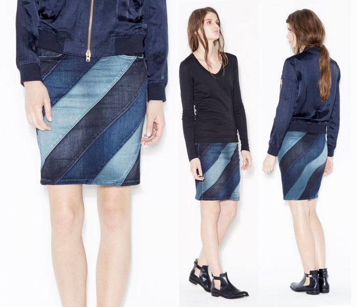 Closed Denim - Elmont Denim Skirt