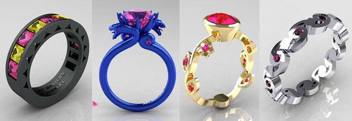 Art Masters Rings