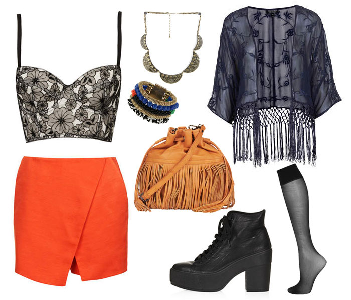 Festival Outfit 1