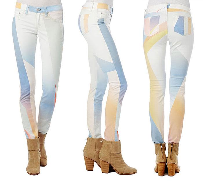 Rag & Bone Goetz Print Legging