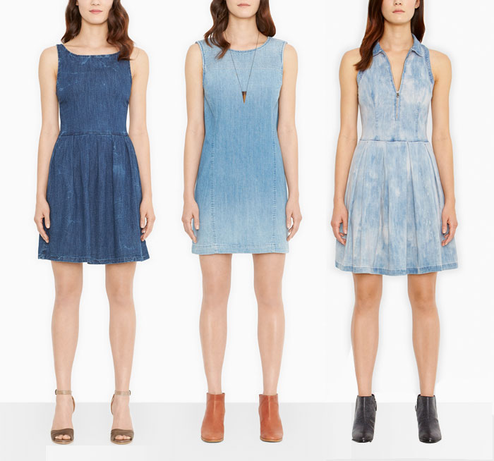 Levi's Denim Dresses