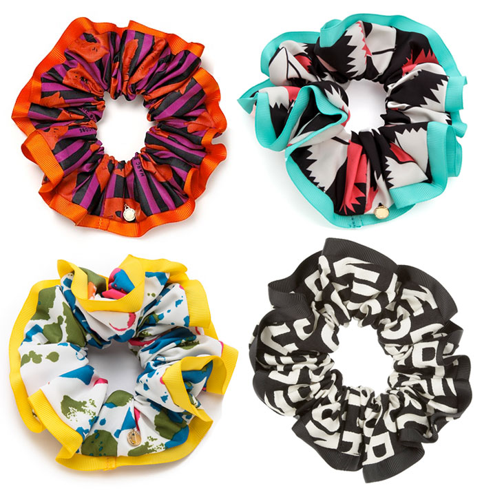 Marc by Marc Jacobs Revives the Scrunchie