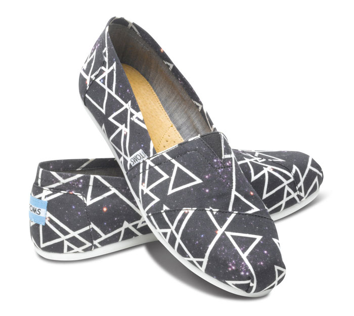 TOMS Pairs Up with Paul Van Dyk