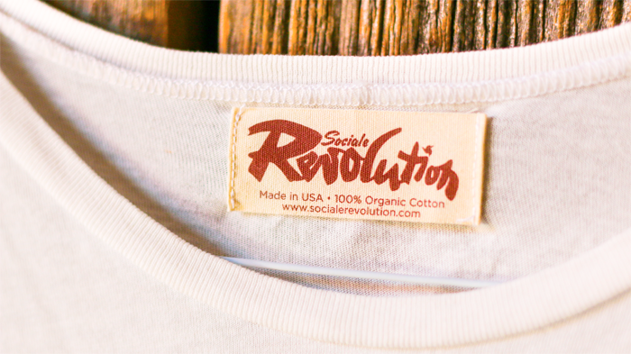 A New Fusion of Art and Fashion by Sociale Revolution