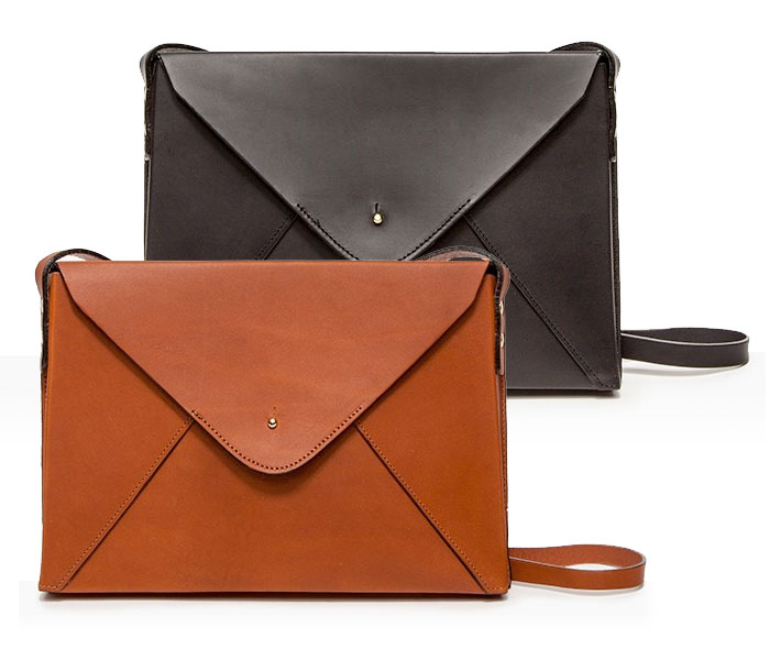 Basic and Functional Leather Bags - Need Supply Co.