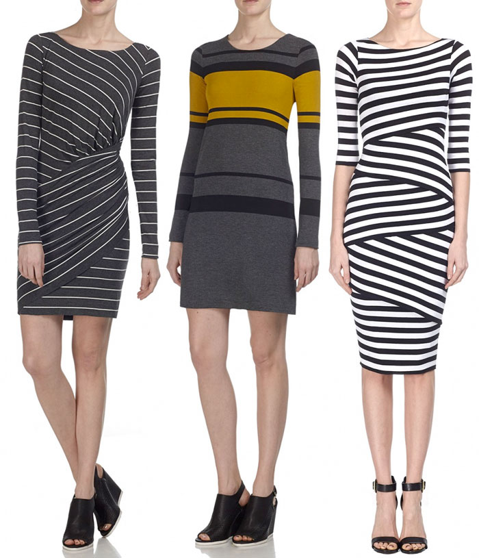 Striped Essentials by Bailey 44 - Dresses
