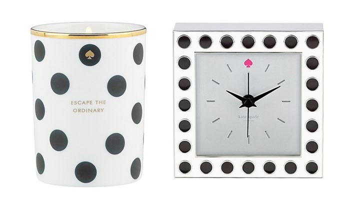 Kate Spade Rocks Polka Dots - Accessories 2