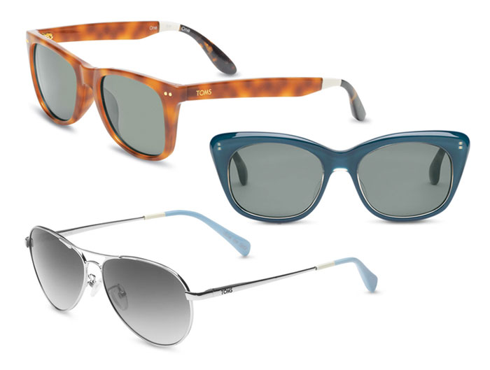 TOMS Celebrates World Sight Day - Sunglasses